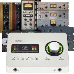 Universal Audio Apollo Solo USB Heritage Ed.