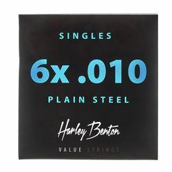 Harley Benton Valuestrings Singles 6x010