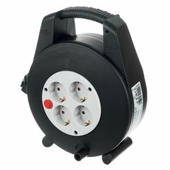Brennenstuhl VL Cable Box 4-Way 15m 3G1,5