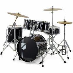 Millenium Focus 18 Drum Bundle Black