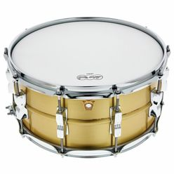 """Ludwig 14""""x6,5"""" Acro Brass Snare"""