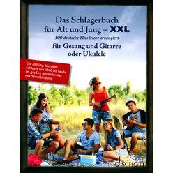Schott Schlagerbuch Git/Uku XXL