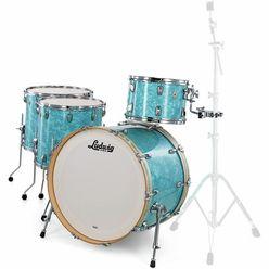"Ludwig Classic Maple 4pcs 24"" G.Blue"