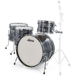 """Ludwig Classic Maple 4pcs 24"""" Black O"""