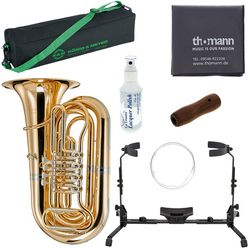 "Thomann Bb- Tuba ""Student PRO"" Set"