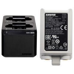 Shure SLXD Single Charging Bundle