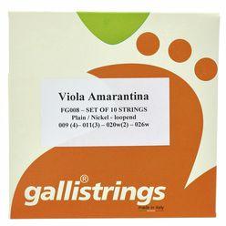 Galli Strings FG008 Viola Amarantina Strings