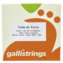 Galli Strings FG012 Viola da Terra Strings