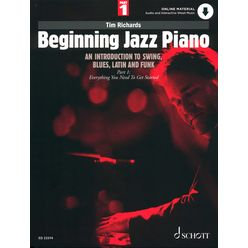 Schott Beginning Jazz Piano 1