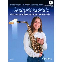 Schott Saxophonschule