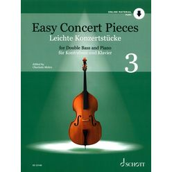 Schott Easy Concert Double Bass 3