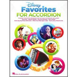 Hal Leonard Disney Favorites Accordion