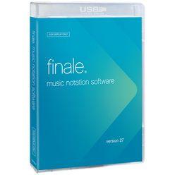 MakeMusic Finale 27 (E) Academic