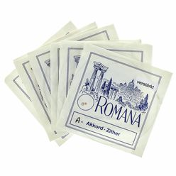 Romana Akkordzither Chord A/7-strings
