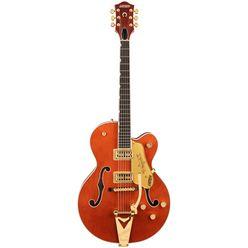 Gretsch G6120TG Nashville Orange Stain