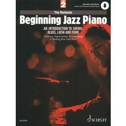 Schott Beginning Jazz Piano 2