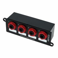 Temple Audio Design 4-way MOD-4X Jack Patch Module