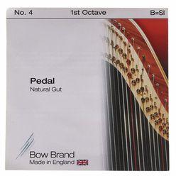 Bow Brand Pedal Nat. Gut 1st B No.4