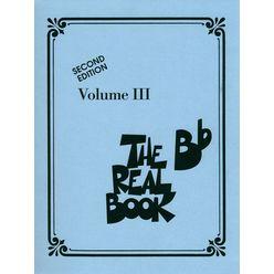 Hal Leonard Real Book 3 Bb