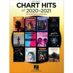 Hal Leonard Chart Hits Of 2020-2021 Easy