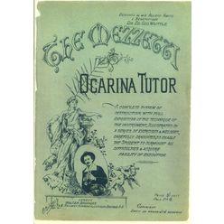 Thomann 10 Hole Mezzetti Ocarina book