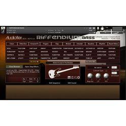 Audiofier Riffendium Bass Vol. 1
