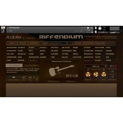 Audiofier Riffendium Vol. 1