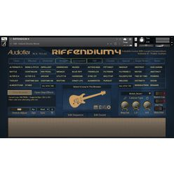 Audiofier Riffendium Vol. 4