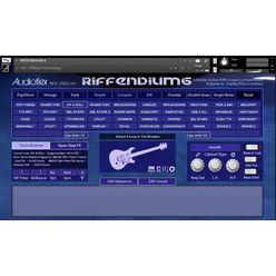 Audiofier Riffendium Vol. 6