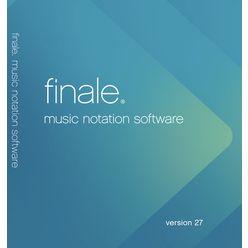 MakeMusic Finale 27 (D) Update 26