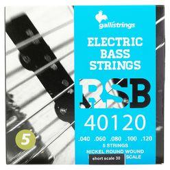 Galli Strings RSB40120 Short Scale 5-String