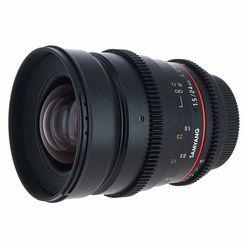Samyang MF 24mm T1,5 Video DSLR II EF