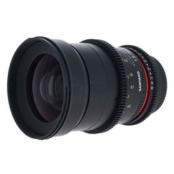 Samyang MF 35mm T1,5 Video DSLR II EF