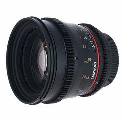 Samyang MF 50mm T1,5 Video DSLR II EF
