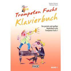 Hage Musikverlag Trompeten Fuchs Klavierbuch