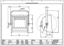 ARRI CYC CAD Dimensions
