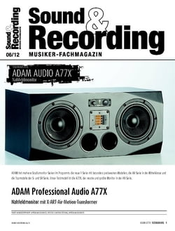 Testbericht (Sound & Recording)
