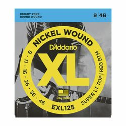 EXL125 Daddario