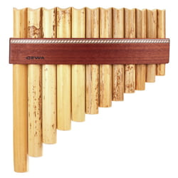Pan flute C- Major 12 Pipes Gewa