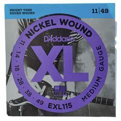 EXL115 Daddario