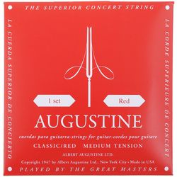 Concert Red Augustine
