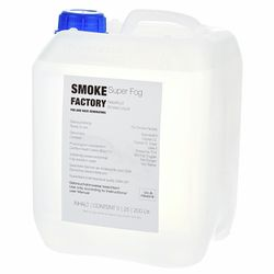 Super Fog Fluid 5L Smoke Factory