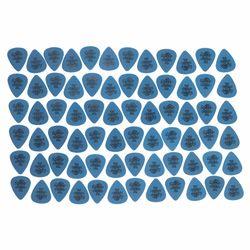 Tortex Standard 1,0 Blue 72Pcs Dunlop