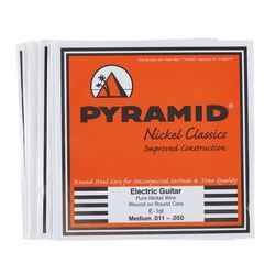 Nickel Classics Medium 011-050 Pyramid