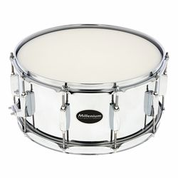 "14""x6,5"" Power Steel Snare Millenium"