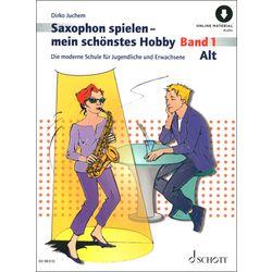 Saxophon Spielen Hobby A-Sax 1 Schott