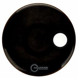 """22"""" Regulator Black Bass Drum Aquarian"""
