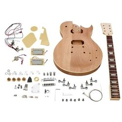 Electric Guitar Kit Single Cut Harley Benton