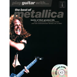 Play Guitar With Metallica Music Sales