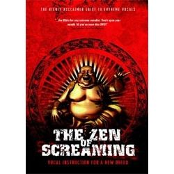The Zen of Screaming (DVD) Alfred Music Publishing